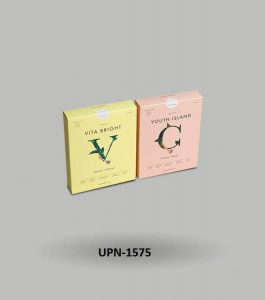 Beauty mask box Packaging