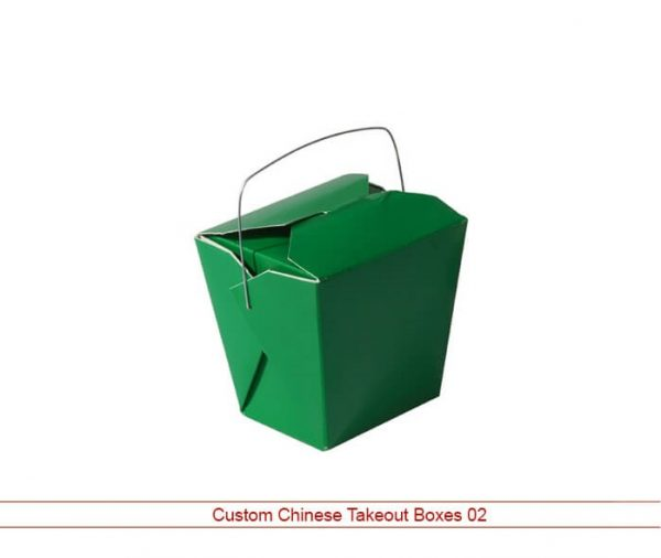 Custom Chinese Takeout Boxes 02
