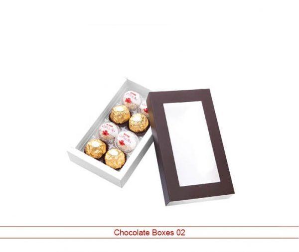 Custom Chocolate Packaging 02