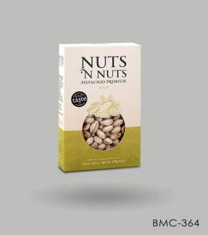 Custom Nuts Packaging