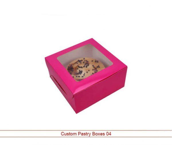 Custom Pastry Box