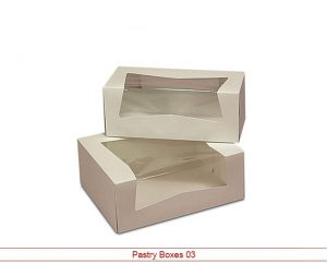 Custom Pastry Packaging