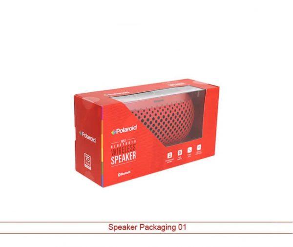 Speaker Packaging NYC