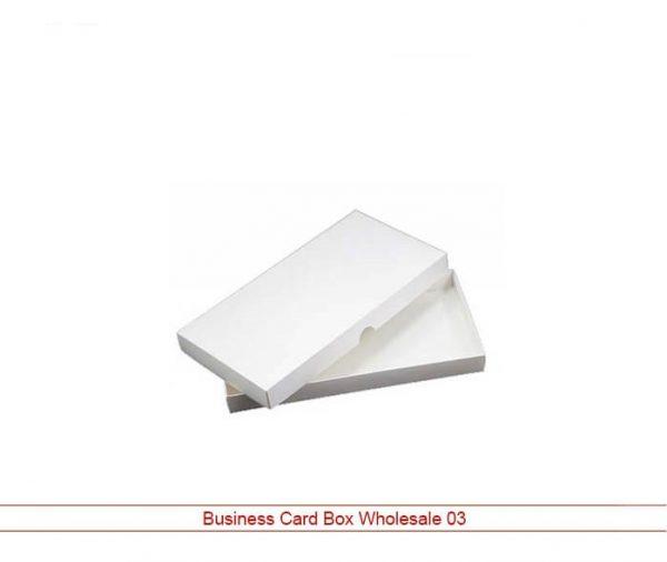 business card box wholesale