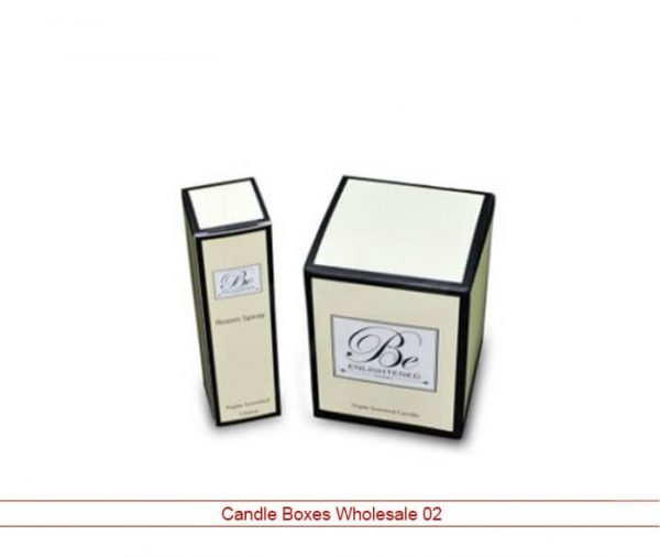 candle boxes wholesale