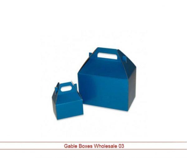 kraft gable boxes wholesale