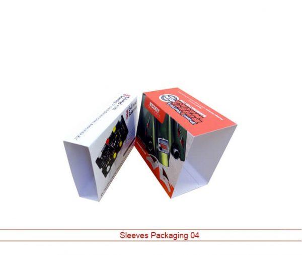paper sleeve packaging