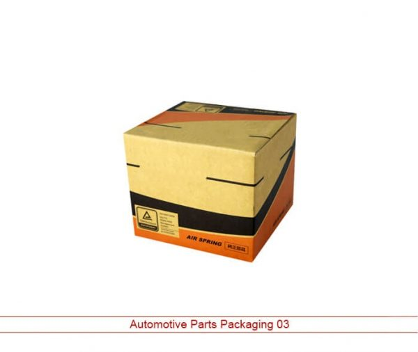 Automotive Parts Wholesale Packaging