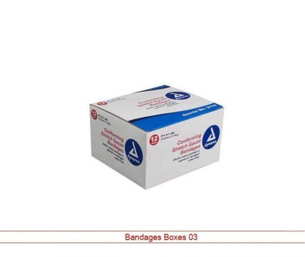 Bandages Boxes NY