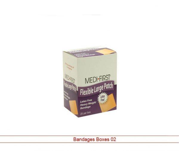 Bandages Boxes Wholesale