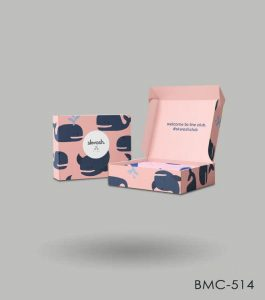 Branded Mailer Boxes Wholesale