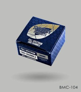 CBD Crumble Boxes Wholesale