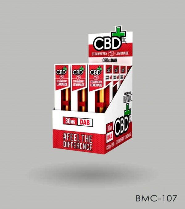 CBD Dab Boxes Wholesale