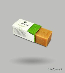 Cannabis Soap Box Packaging
