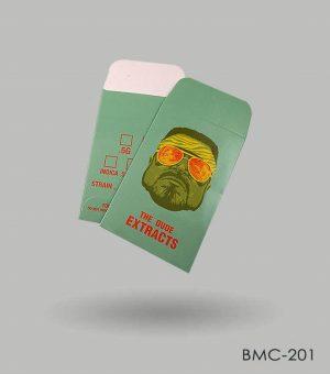 Cannabis Wax Envelopes