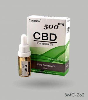 Custom Printed CBD Oil Boxes