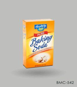 Custom Baking Soda Boxes