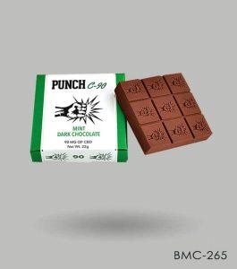 Custom CBD Chocolates Packaging Boxes