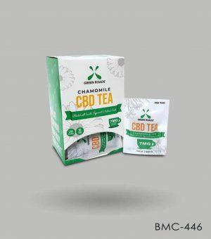 Custom CBD Tea Boxes