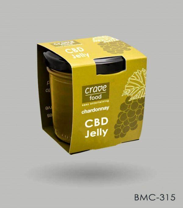 Custom CBD jelly Boxes