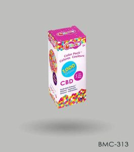 Custom CBD jelly Packaging Boxes