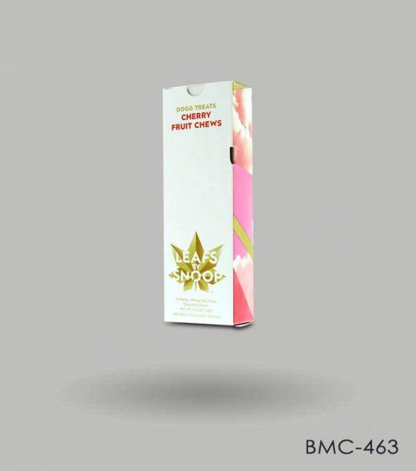 Custom Cannabis Gummies Boxes