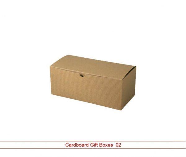 Custom Cardboard Gift Bioxes