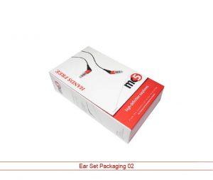 Custom Ear Set Boxes
