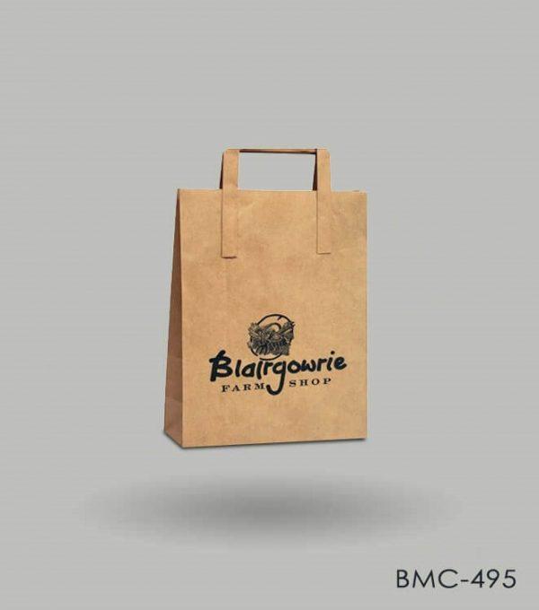Custom Kraft Paper Bags