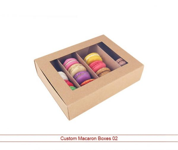 Custom Macaron Boxes 02