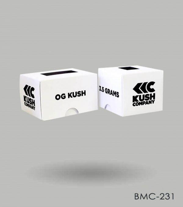 Custom Og Kush CBD Packaging