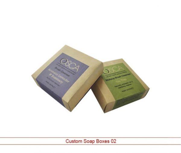 soap boxes