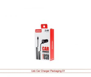 Custom Usb Car Charger Packaging