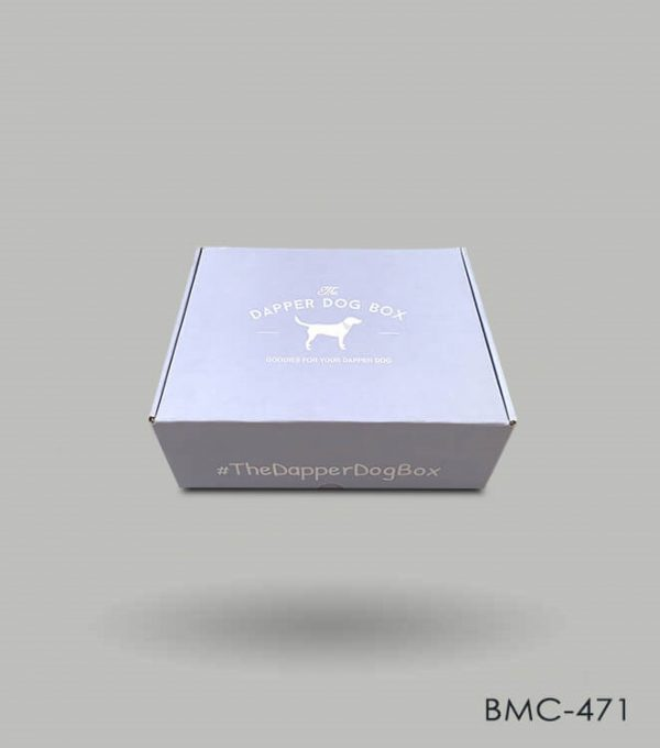 Dog Toy Box Packaging