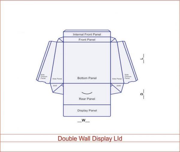 Double Wall Display LId 03