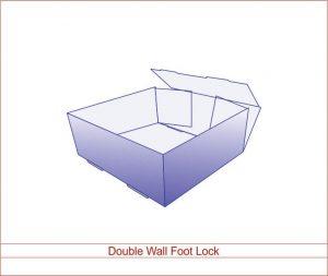 Double Wall Foot Lock 03