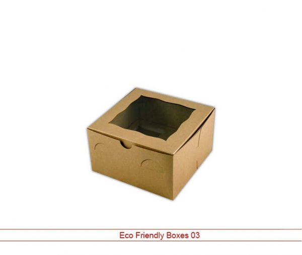 Eco Friendly Packaging