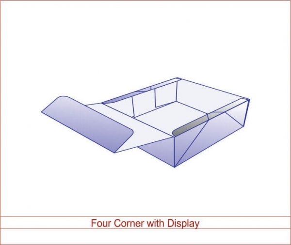 Four Corner with Display 01