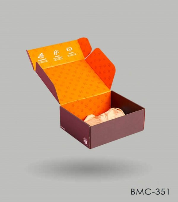 Gift Subscription Packaging