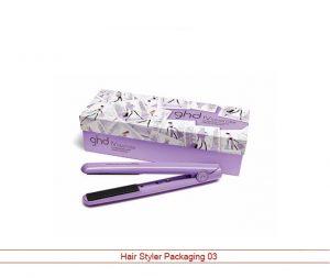 Hair Styler Packaging NY