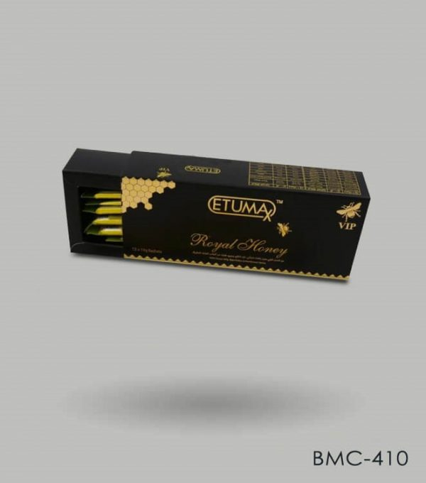 Honey sachet box Packaging