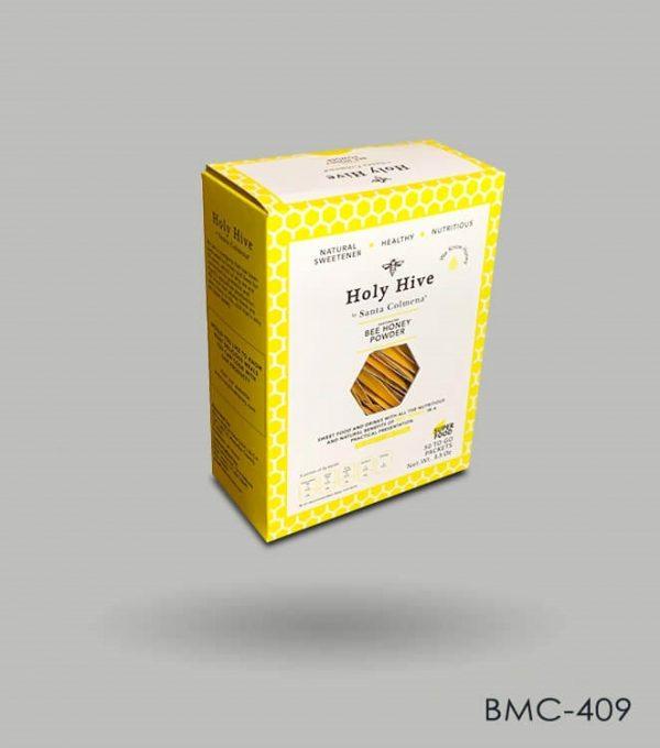 Honey sachet boxes Wholesale