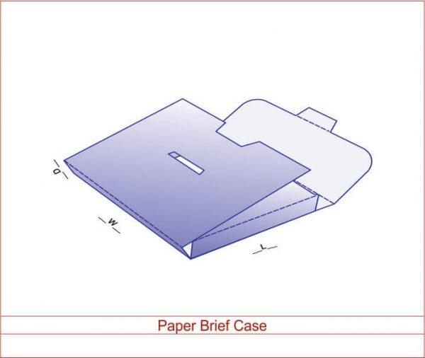 Paper Brief Case 02