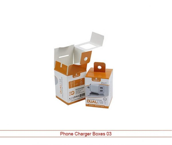 Phone Charger Boxes New York