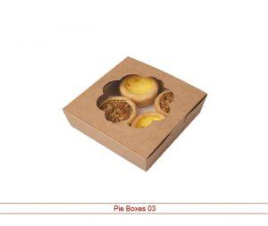 Pie Boxes - 3