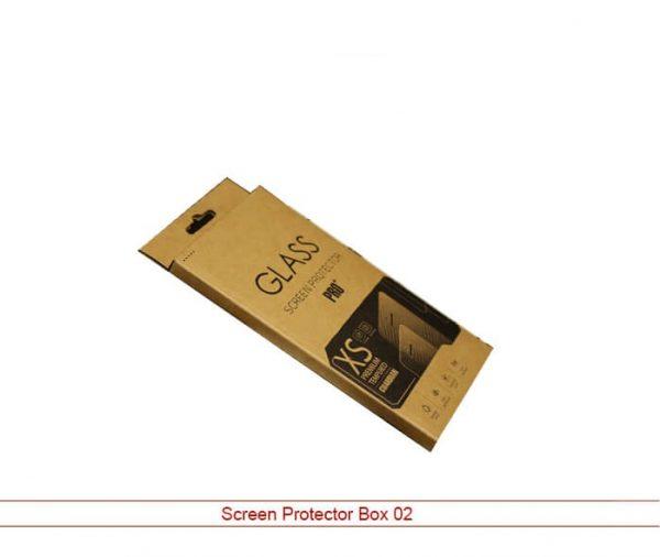 Screen Protector Packaging