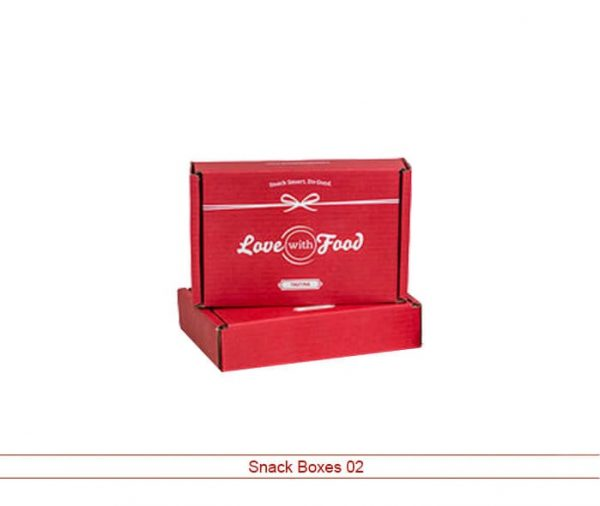 Snack Boxes - 2