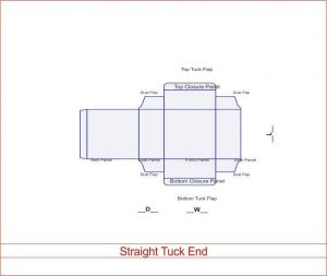 Straight Tuck End 03