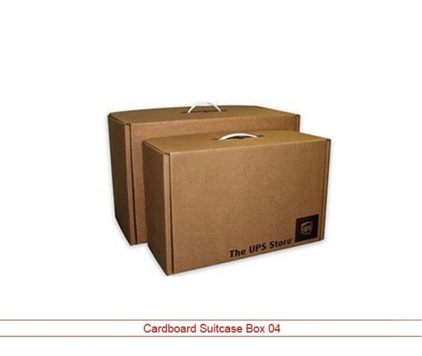 cardboard suitcase boxes suppliers