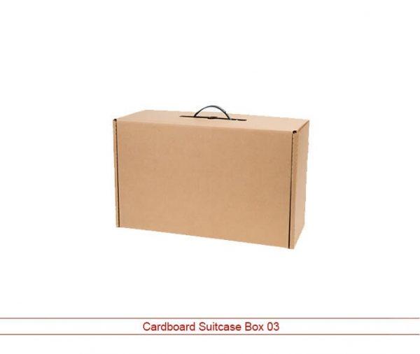 cardboard suitcase wholesale